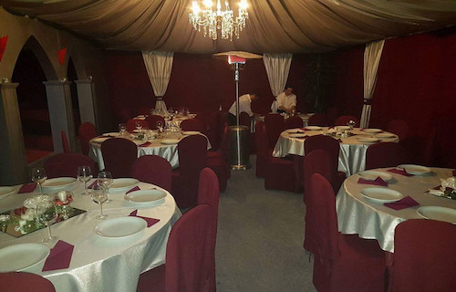 Initimidades swing club - Private Party Area to celebrate birthdays and more ...